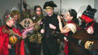 Adult Program with special Purim celebration