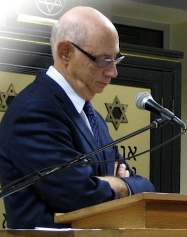 Dr. Harold Londer, Or Emet Madrikh